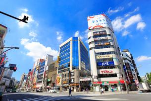 上野の風景の写真素材 [FYI01751075]