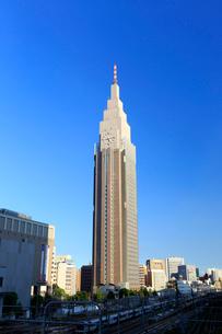 NTTドコモ代々木ビルの写真素材 [FYI01751174]