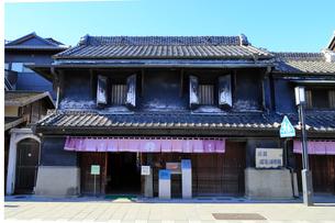 川越市蔵造り資料館の写真素材 [FYI01751259]