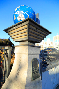 五輪橋の写真素材 [FYI01751277]
