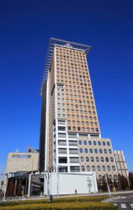 さいたま新都心 日本郵政グループさいたまビルの写真素材 [FYI01751314]