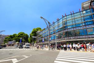 上野の風景の写真素材 [FYI01751352]