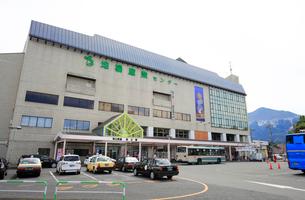 秩父駅の写真素材 [FYI01751383]