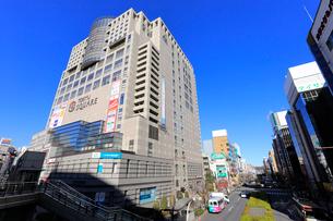 八王子駅北口前の風景の写真素材 [FYI01751455]