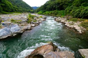 荒川 小滝の瀬の写真素材 [FYI01751489]