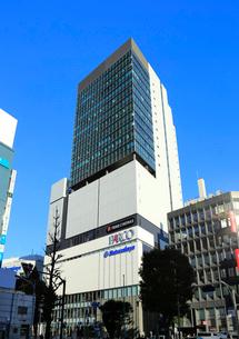 上野の街並みの写真素材 [FYI01751526]