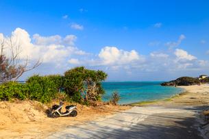 南の島のビーチの写真素材 [FYI01751527]