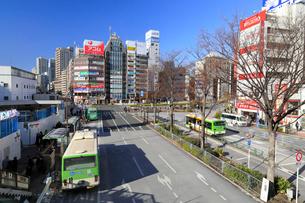 五反田駅東口前の写真素材 [FYI01751639]
