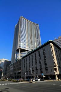 東京ミッドタウン日比谷の写真素材 [FYI01751647]