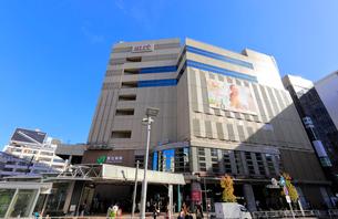 恵比寿駅の写真素材 [FYI01751673]