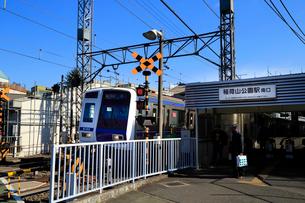 稲荷山公園駅の写真素材 [FYI01751692]
