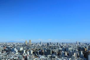 東京都市風景の写真素材 [FYI01751771]