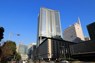 東京ミッドタウン日比谷の写真素材 [FYI01751912]