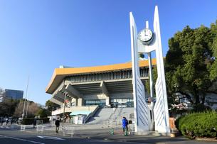 日本武道館の写真素材 [FYI01751998]