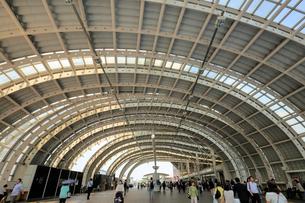 さいたま新都心駅の写真素材 [FYI01752186]