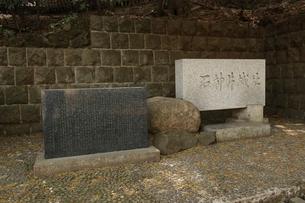 石神井城跡の写真素材 [FYI01752197]