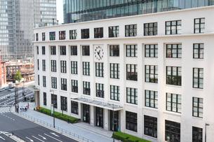 東京中央郵便局の写真素材 [FYI01752204]