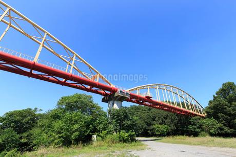 水道橋の写真素材 [FYI01752213]