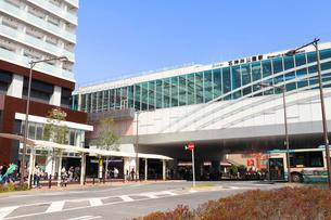 石神井公園駅の写真素材 [FYI01752551]
