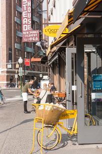 アメリカ ニューヨーク マンハッタンの写真素材 [FYI01752605]