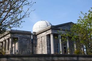 カールトン・ヒルの市立天文台の写真素材 [FYI01752901]