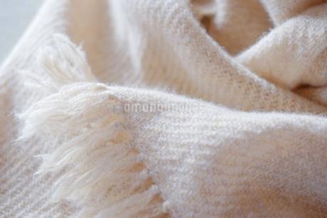 ウールの手織り布の写真素材 [FYI01753808]