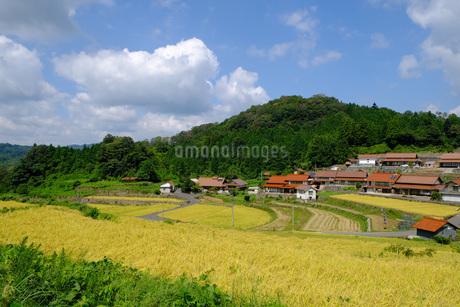広島県北の農村の写真素材 [FYI01754355]