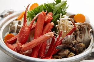 北海海鮮鍋の写真素材 [FYI01754527]