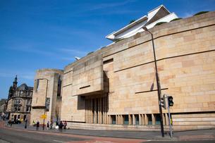 スコットランド博物館の写真素材 [FYI01754584]