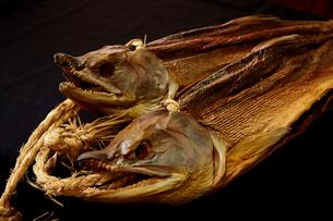 鮭の燻製の写真素材 [FYI01754911]