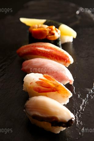 北海寿司セットの写真素材 [FYI01755234]