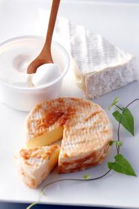 味噌漬けカマンベールチーズの写真素材 [FYI01755364]