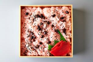 お赤飯の写真素材 [FYI01755380]