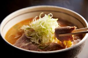 札幌味噌ラーメンの写真素材 [FYI01755497]