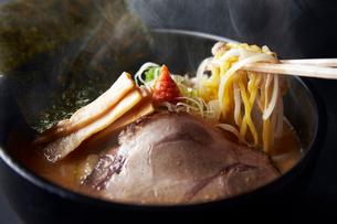 札幌味噌ラーメンの写真素材 [FYI01755559]