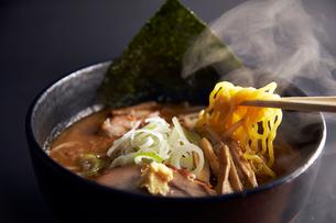 札幌味噌ラーメンの写真素材 [FYI01755601]
