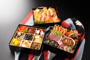 おせち料理の写真素材 [FYI01756250]