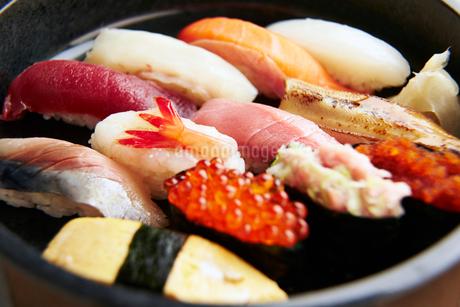 生寿司の写真素材 [FYI01756308]