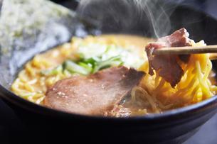 札幌味噌ラーメンの写真素材 [FYI01756833]