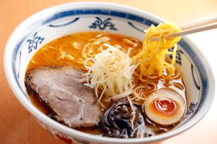 札幌味噌ラーメンの写真素材 [FYI01756894]