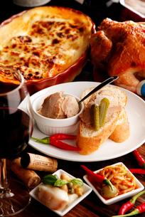 イタリア料理の写真素材 [FYI01757100]