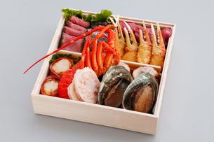 おせち料理の写真素材 [FYI01757160]