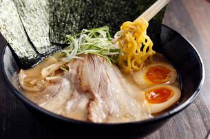 札幌コク味噌ラーメンの写真素材 [FYI01757227]