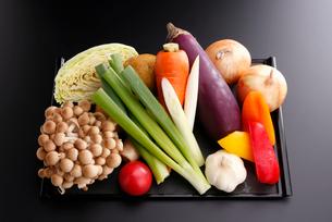 野菜集合の写真素材 [FYI01757365]