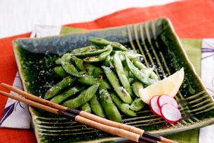 焼き枝豆の写真素材 [FYI01757621]