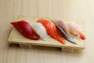 生寿司の写真素材 [FYI01757921]