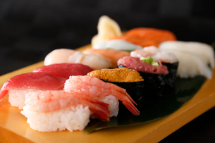 生寿司の写真素材 [FYI01758590]