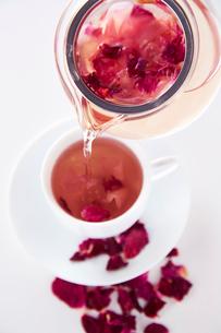 花茶の写真素材 [FYI01758710]