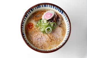 味噌ラーメンの写真素材 [FYI01758751]