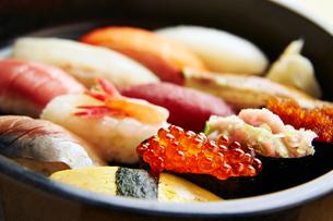 寿司イメージの写真素材 [FYI01759280]